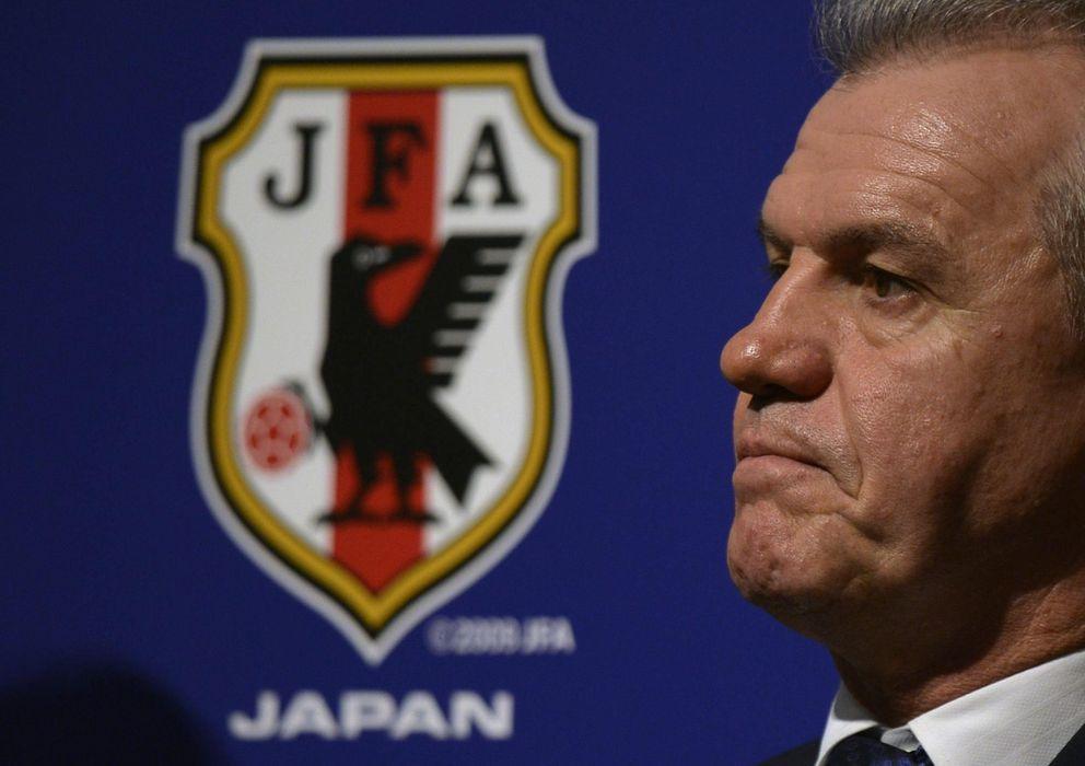Foto: El mexicano Javier Aguirre, destituido como seleccionador de Japón.