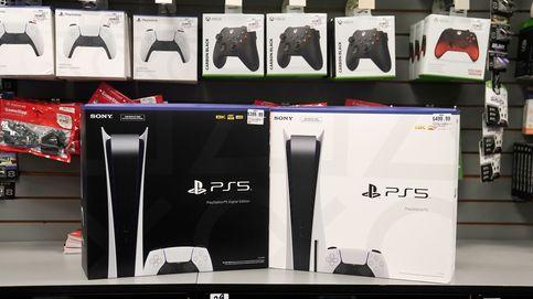 Más de 13 horas conectado frente a ocho dispositivos para conseguir la PS5