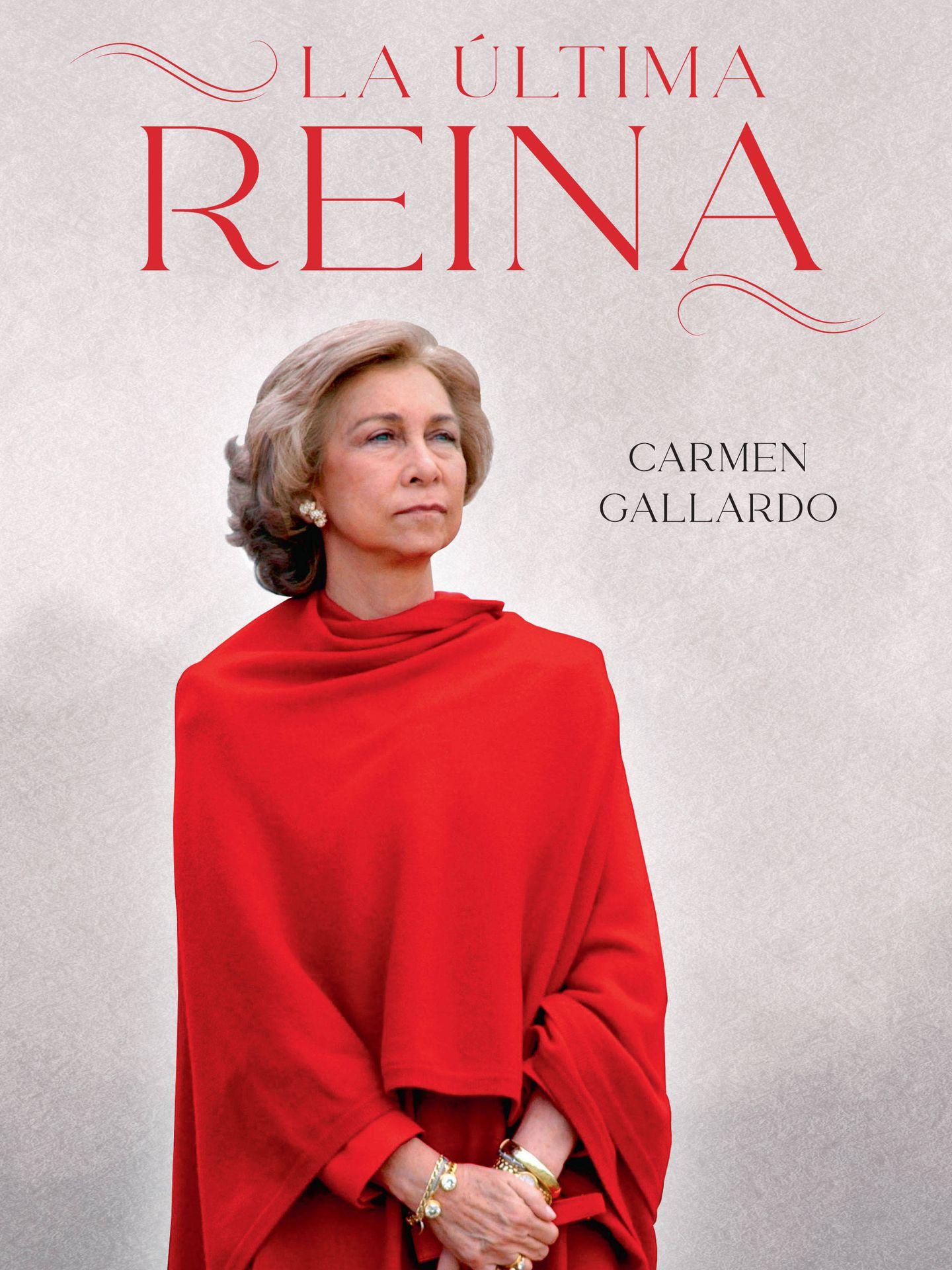 Portada del libro 'Sofía, la última reina'. (La Esfera de los Libros)