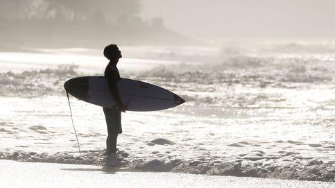 Campeonato de surf en Bali