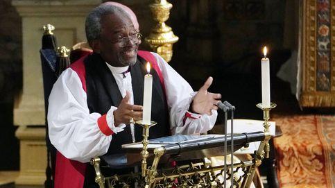El obispo Michael Curry, obispo de la iglesia episcopal en EEUU, la nota curiosa en la boda