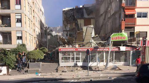 Tenerife: recuperan el sexto cuerpo entre los escombros del edificio