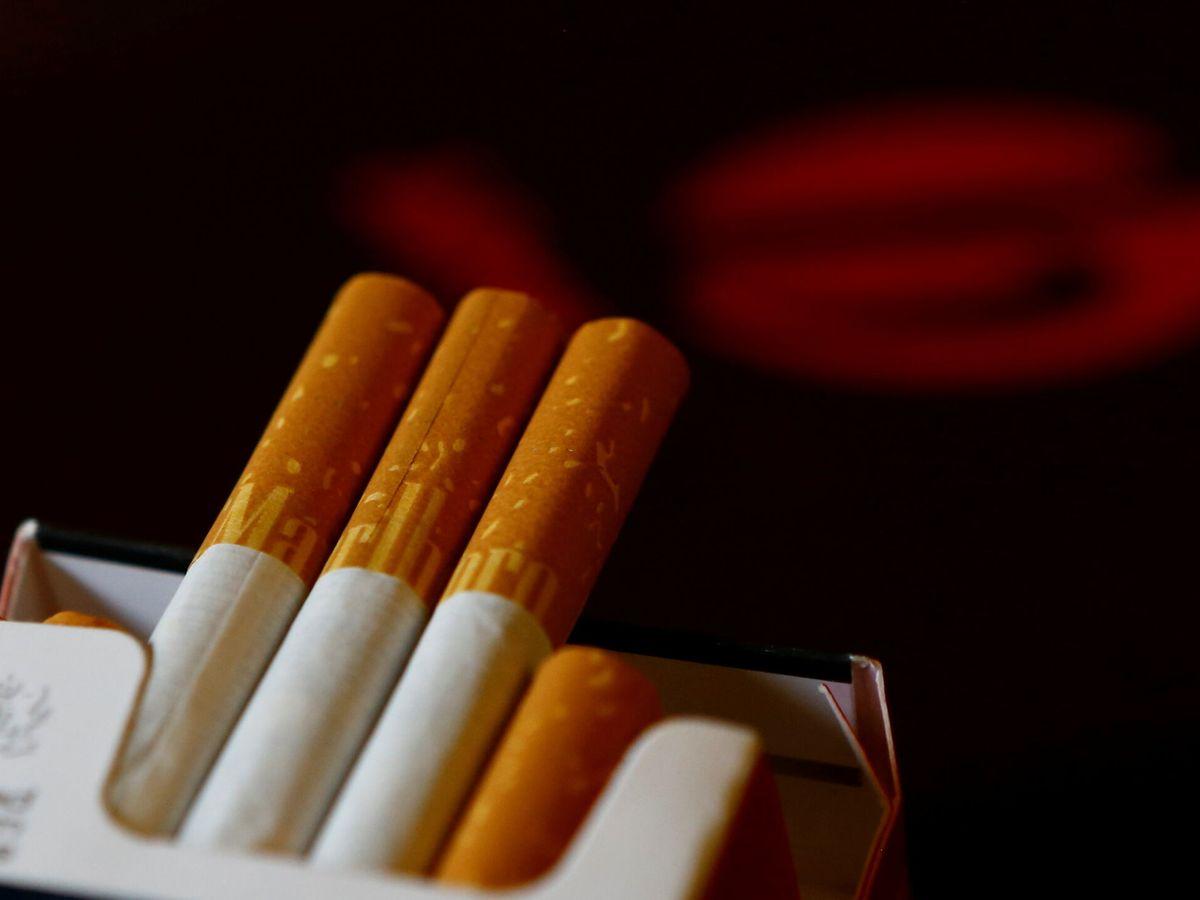 Foto: Imagen de archivo de una cajetilla de cigarrillos. (Reuters)