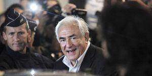 Strauss-Kahn declara por la denuncia de intento de violación a la escritora Tristane Banon