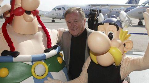 Albert Uderzo: las herederas del padre de Astérix venden parte de su patrimonio