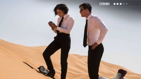 'Men in Black: International': los hombres de negro se pasan al humor blanco