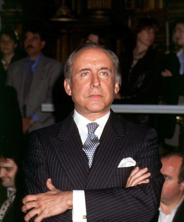Foto: José María Ruiz-Mateos, fallecido este lunes a los 84 años.