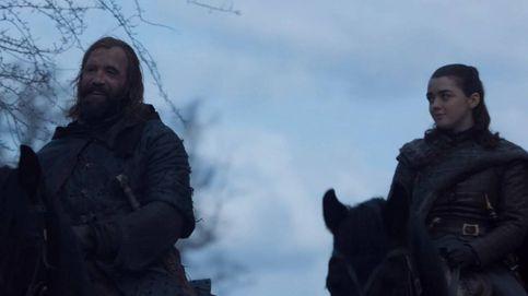 'Juego de Tronos' 8x04: La decisión de Arya Stark tras vencer al Rey de la Noche