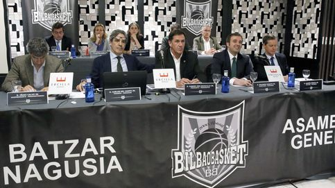 El grito de auxilio del Bilbao Basket pone de relieve la fragilidad de la ACB