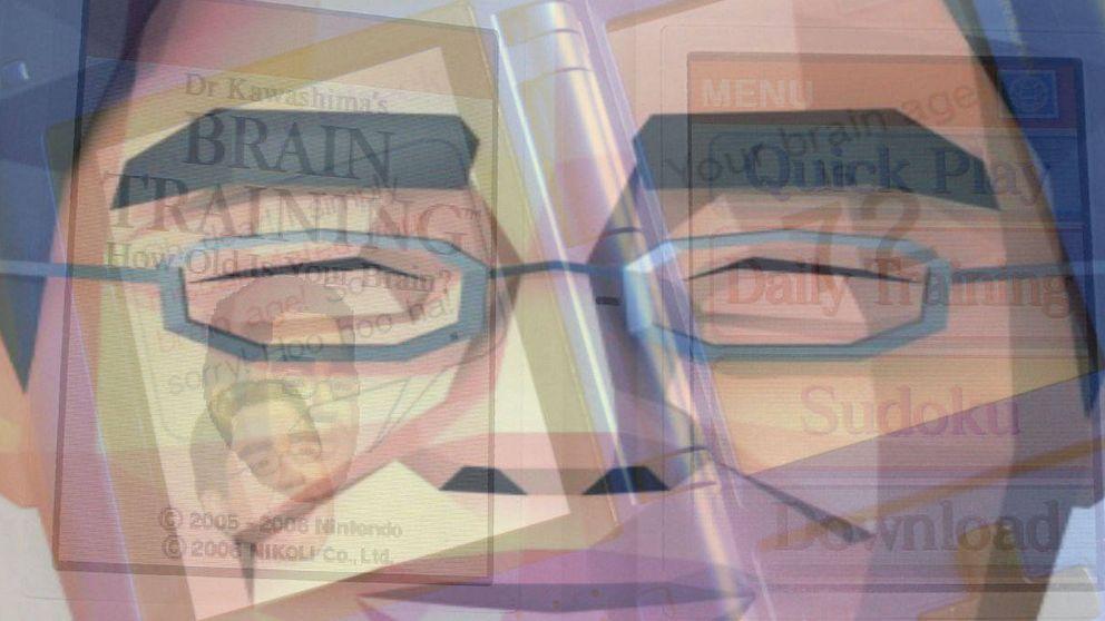 Ni aunque te lo jure el doctor Kawashima: ningún juego previene el deterioro mental