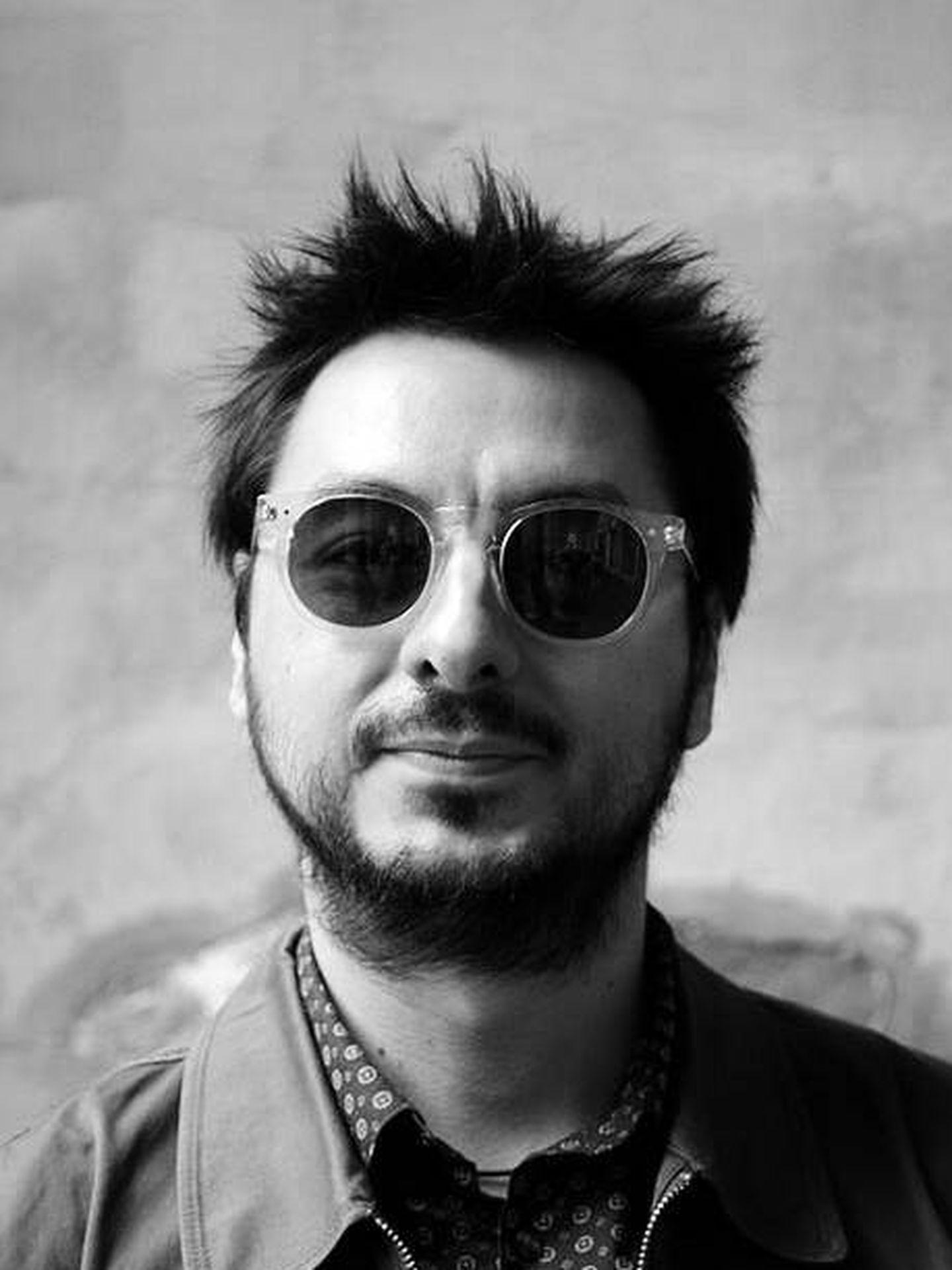 Antonio Lucas, autor de 'Fuera de sitio' (Visor, 2017)   José M. Ciordia