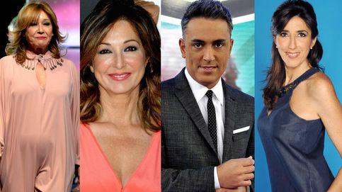 Los televisivos no escapan de los acosadores: Paz Padilla, Kiko Hernández y Mila Ximénez lo saben