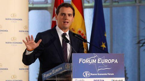 Rivera advierte que para pactar con Cs, hay que decir no al populismo y al separatismo