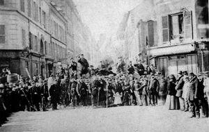 La Comuna de París revive en Madrid