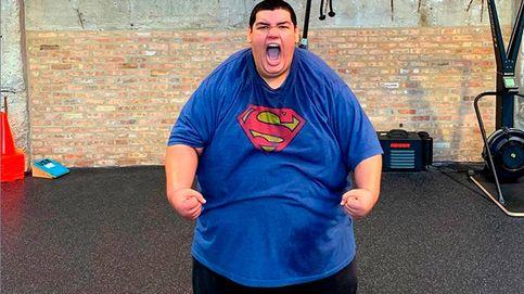 El cambio de vida de Maynor De Leon para conseguir adelgazar 135 kilos