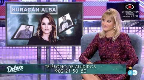 El trauma de Alba Carrillo con la hermana de Fonsi: No la trago