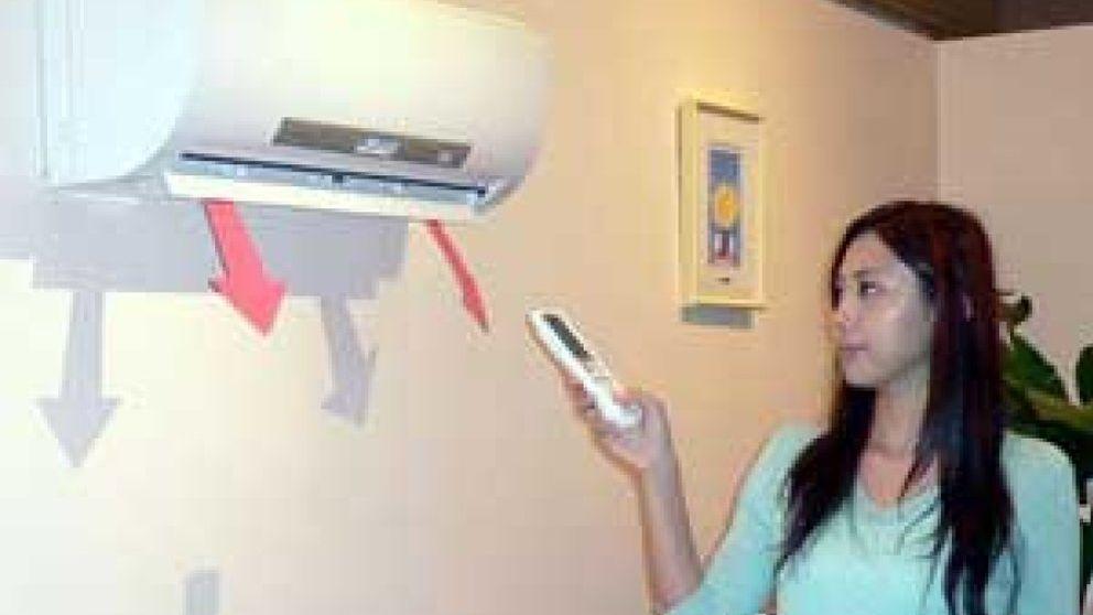 El 20% de los usuarios de aire acondicionado sufre problemas respiratorios