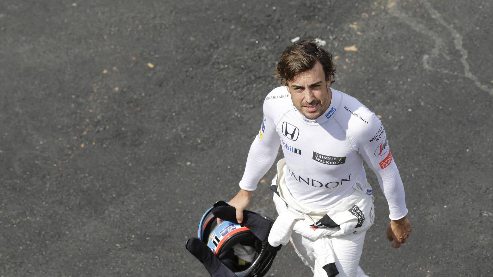 Foto: Fernando Alonso, en una imagen de archivo. (Gtres)