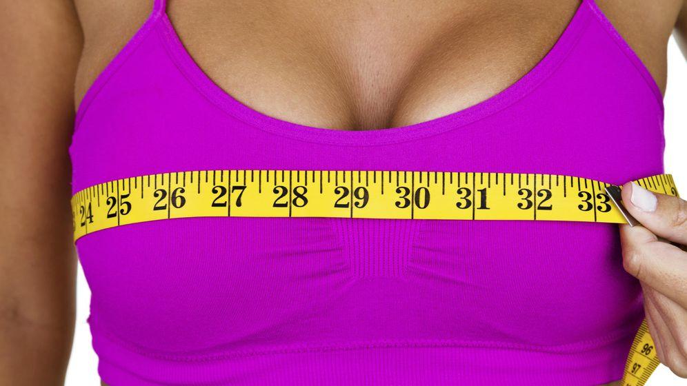 Sexo: La razón por la que las mujeres tienen cada vez los pechos más ...