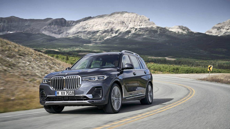 El nuevo vehículo de lujo de BMW: su espectacular todocamino X7