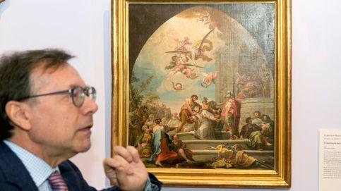 Un nuevo Goya en el Museo de Zaragoza y Berlín decide sobre los coches diésel: el día en fotos