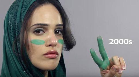 Así han cambiado las mujeres de Irán en un siglo