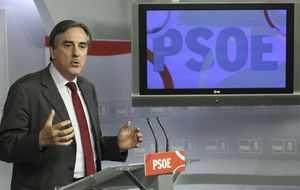Rubalcaba da plantón a Rajoy en el nuevo organismo de regulación