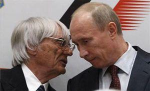Ecclestone tendrá su circuito de Sochi gracias a los 200 millones de dólares que invertirá Rusia