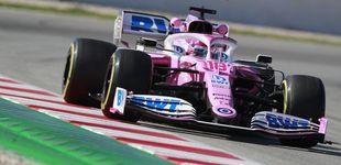 Post de El 'copia y pega' de Racing Point que toca la moral de McLaren y Renault