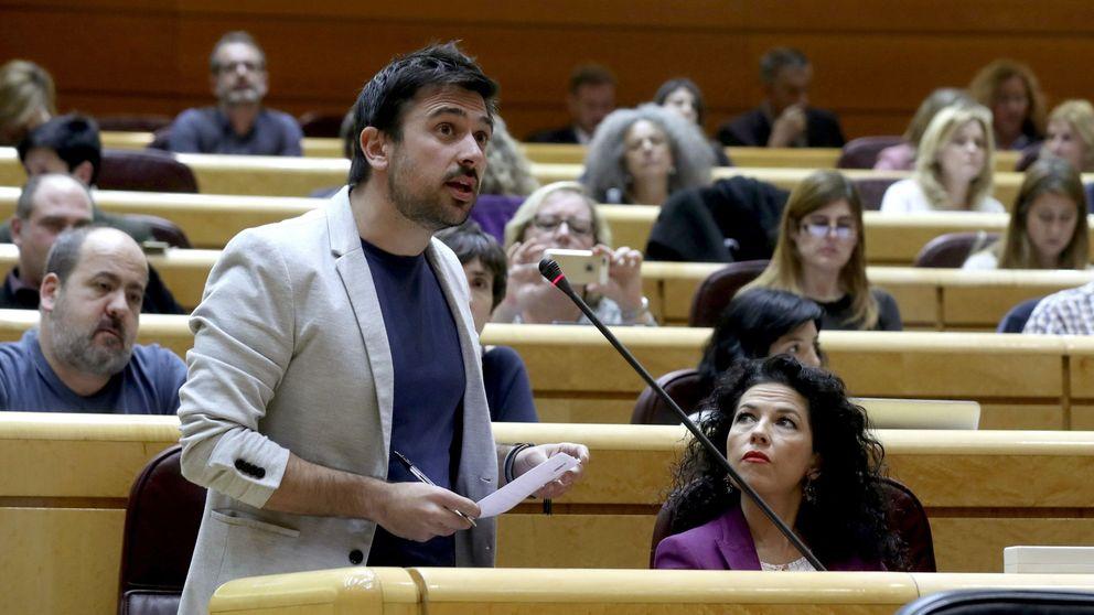 Espinar purga a los 'anticapis' y da poder al errejonismo en el grupo parlamentario
