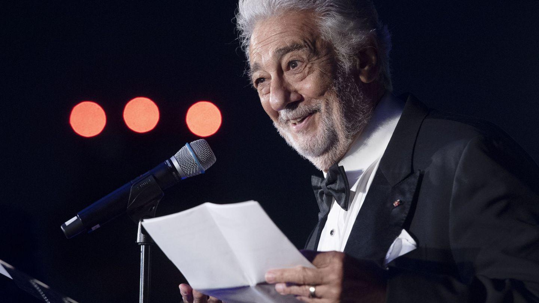 Recibiendo su galardón en Salzburgo, el pasado mes de agosto. (EFE)