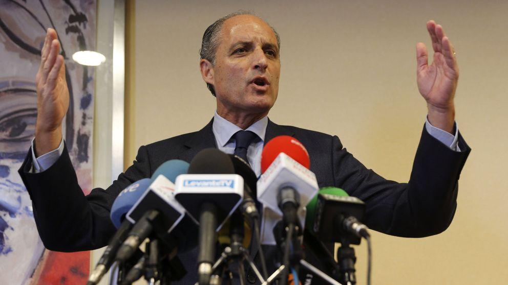 Salario, chófer, secretaria: mantener al imputado Camps cuesta 140.000 euros