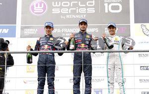 Sainz Jr coge ventaja en las World Series tras otra gran victoria