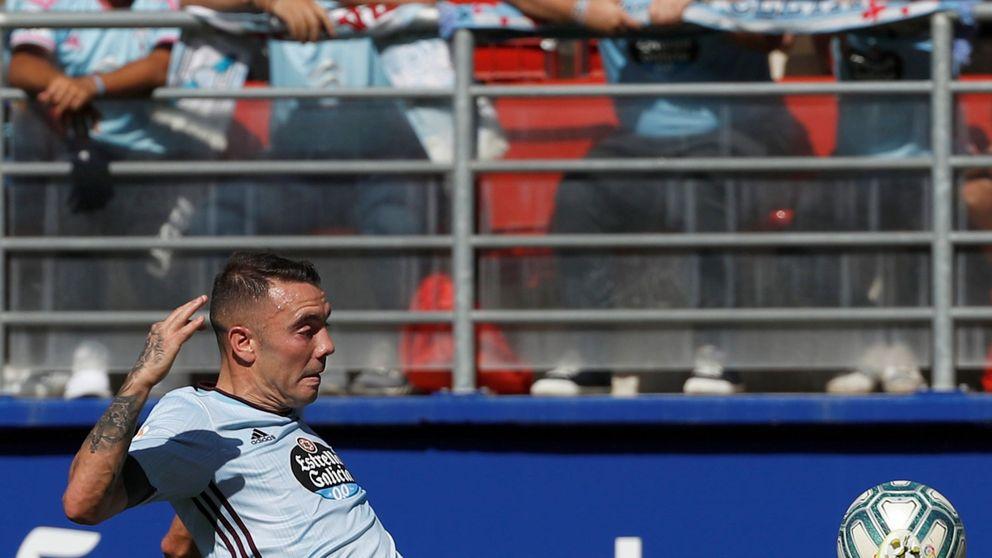 El chollo de Iago Aspas y el lastre del fútbol español