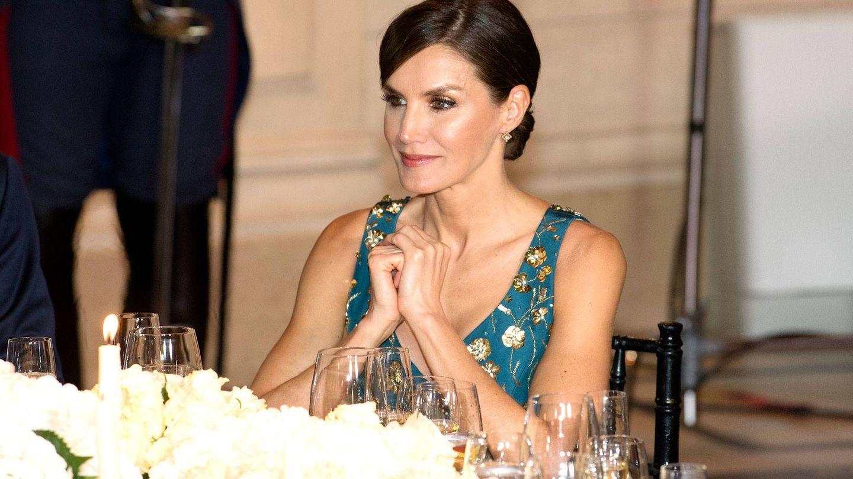 Doña Letizia, en una imagen de archivo. (Reuters)