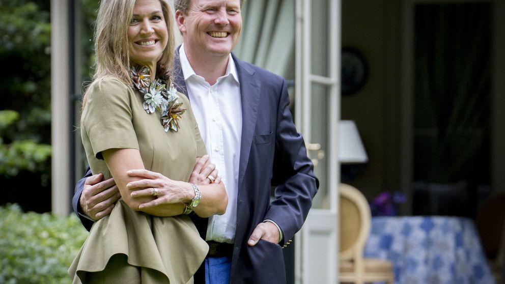 Los reyes de Holanda se 'desentienden' de un nuevo escándalo económico