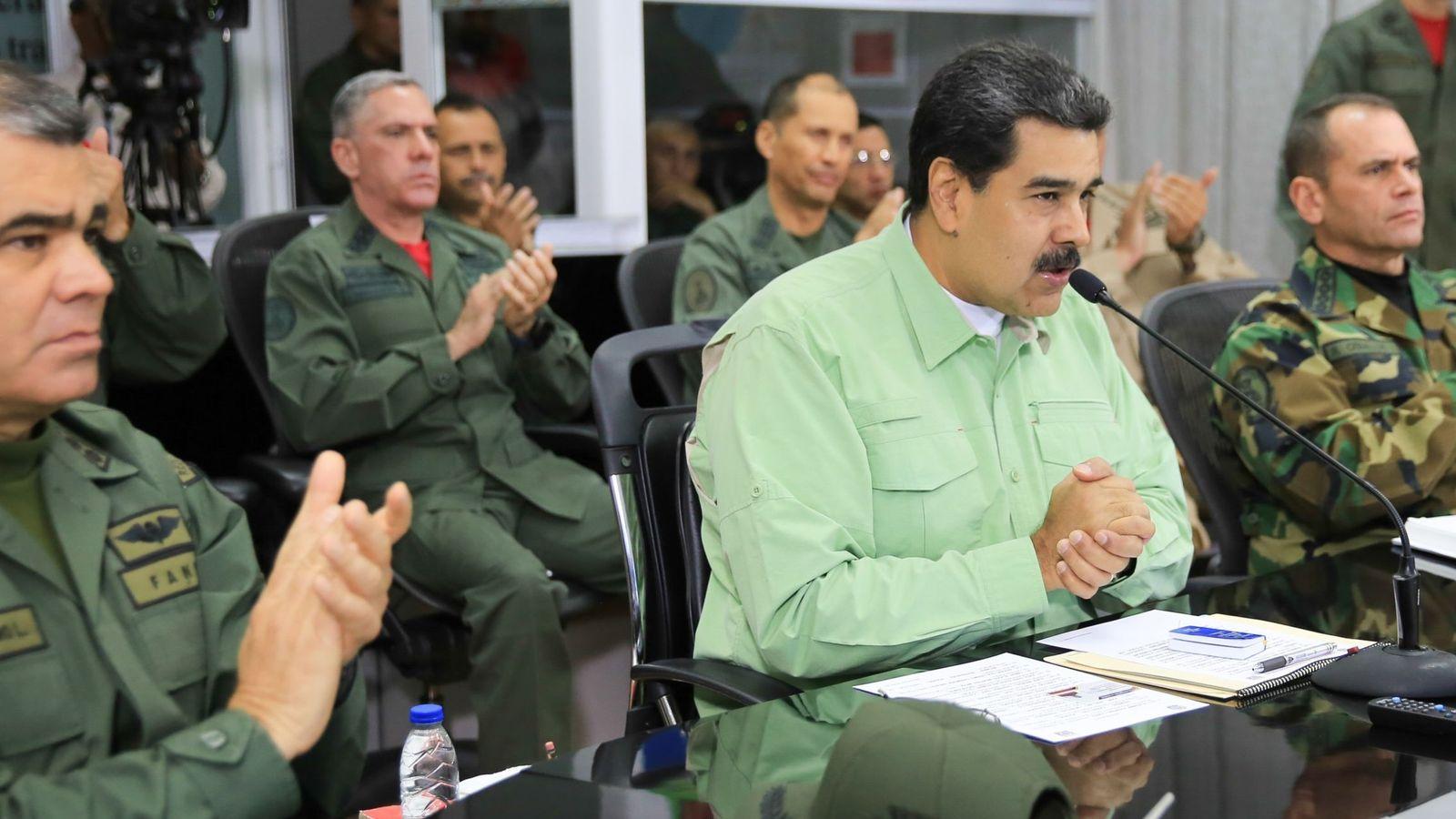 Foto: Nicolás Maduro. (EFE)