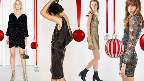 LBD, dorado, mini... 30 vestidos perfectos para tus noches de fiesta