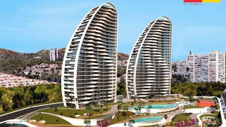 Furor por vivir en Benidorm: TM vende 15 pisos de su nuevo proyecto en un día