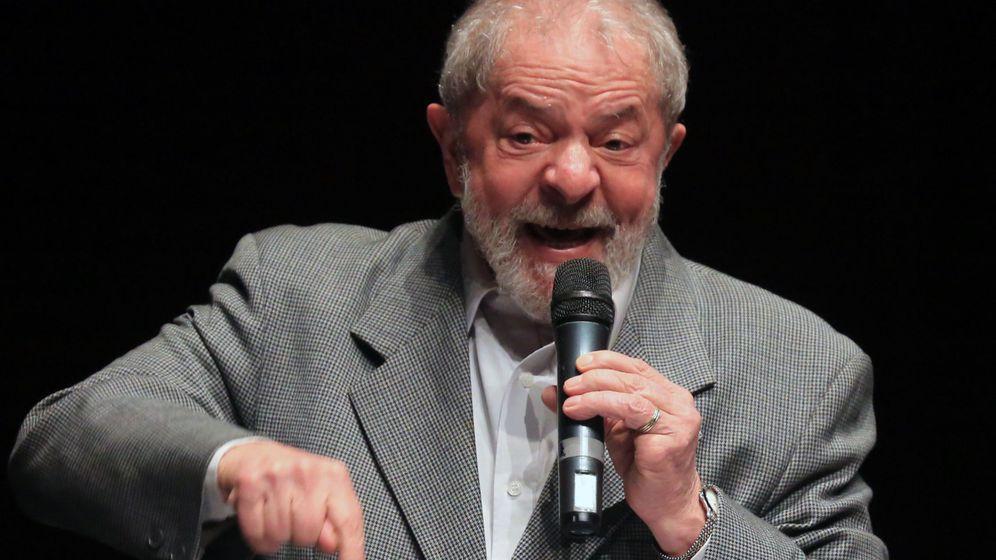 Foto: El expresidente de Brasil Luiz Inacio Lula da Silva. (EFE)