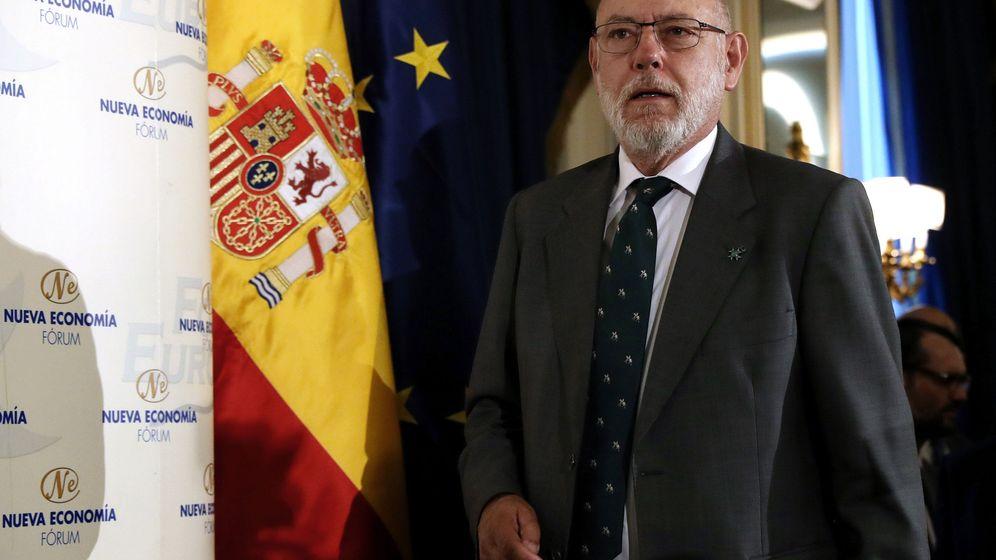 Foto: El fiscal general del Estado, José Manuel Maza