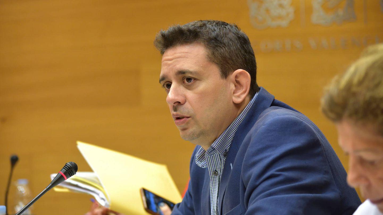 El diputado popular, José Juan Zaplana. (PPCV)