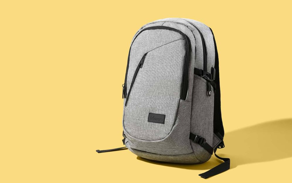 Foto: Escoge bien tu mochila-