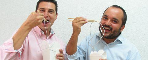 Foto: La venta del año: Just Eat compra la 'startup' española Sindelantal.com