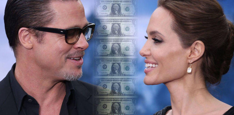 Foto: Brad Pitt y Angelina Jolie en un fotomontaje de Vanitatis