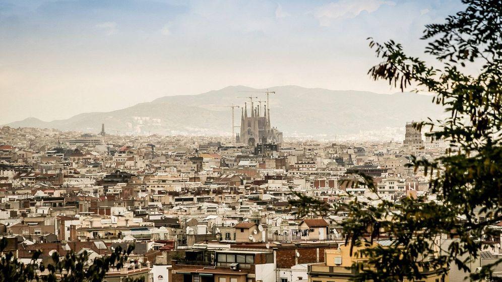 Foto: Panorámica de Barcelona. (Pixabay)