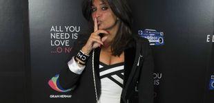Post de Aida Nízar responde ante las imágenes emitidas por 'Sálvame'... ¿robando?