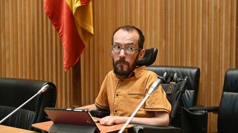 Ratificada la sanción a Echenique por la contratación irregular de su asistente