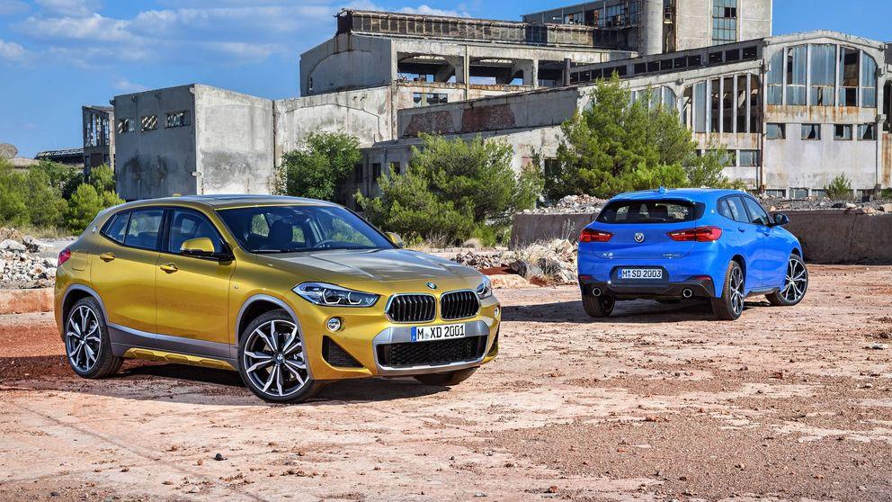 Nuevo X2, el todocamino pequeño y deportivo de BMW