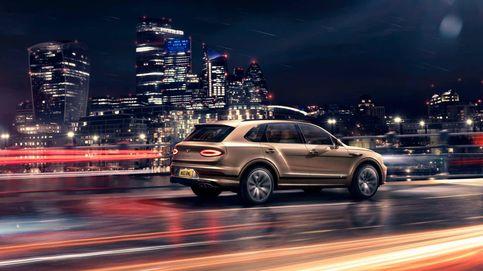 Bentley Bentayga, el SUV más lujoso se hace enchufable